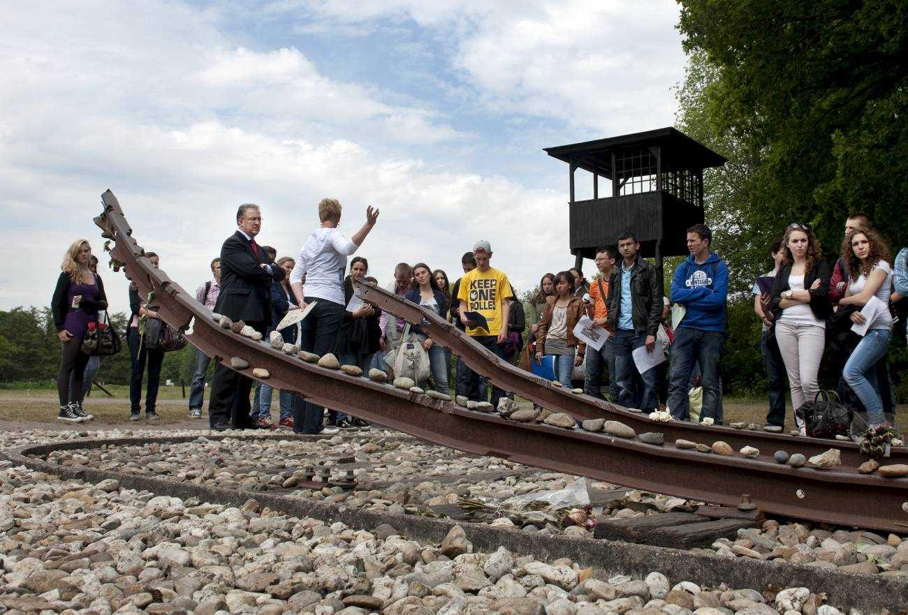 Herinneringscentrum-Kamp-Westerbork