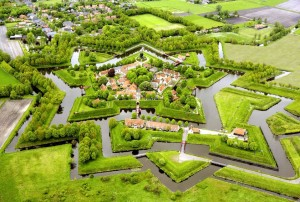 Vesting-Bourtange